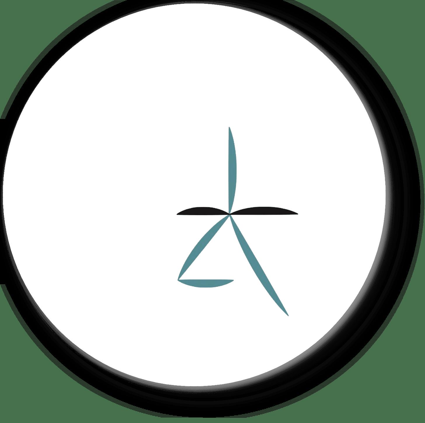 pictogramme issu du logo d'Akyz