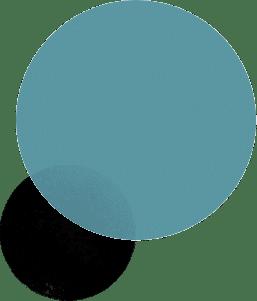 ronds imbriqués : éléments esthétiques du site